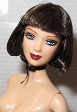 NUDE BARBIE ~ RAVEN LEA ASIAN JAZZ BABY CABARET PIVITOL MODEL MUSE DOLL FOR OOAK