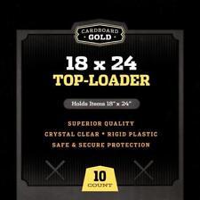 20 New 18 X 24 Topload Holders Print Poster Photo 18X24 Toploaders Protectors