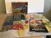 Eagle Games Attack! A Game Of World Conquest Board Game Complete