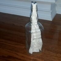 Owens Illinois 1 liter liquor Bottle 42 YEARS OF SERVICE Factory Retirement gift
