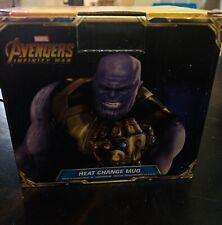 New listing Funko Avengers Thanos Color Changing Mug