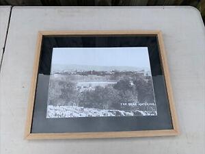 Framed Print Photo Adelaide Oval 1920; Mancave Sports Memorabilia; Cricket Photo