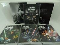 Star Wars Trilogie, IV V VI, 4 5 6 Bonus Material Disc 4 DVD Video Box 2004 THX