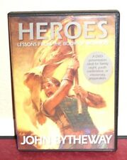 Heroes DVD BY John Bytheway Lessons from the Book of Mormon LDS family night