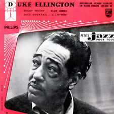 DUKE ELLINGTON Petit Jazz Pour Tous 7 FR Press Philips 429.380 BE EP