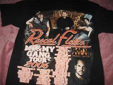 Rascal Flatts Me and My Gang Tour 2006 Adult  Small  T Shirt