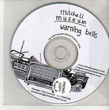(AK960) Mitchell Museum, Warning Bells - DJ CD