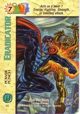 DC Overpower Eradicator Power Punch NrMint-Mint Card