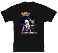 Ratchet Clank Size Matters Video Game T Shirt