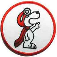 AIR FORCE PATCH COLLECTIONS FRISIAN FLAG EXERCISE Red Baron Fighter Pilot Snoopy