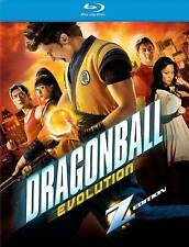 Dragonball Evolution (Blu-ray Disc, 2009, Z-Edition)
