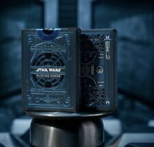 Star Wars Light Side BLUE Playing Cards by theory11 Poker Deck UK 🇬🇧 SELLER
