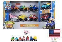 PAW Patrol Dino Rescue 8 True Metal Vehicle Figure Gift Pack Exclusive NEW