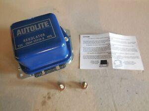 Voltage Regulator Standard VR166T with Vintage Look Mustang Ford