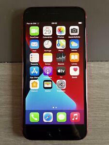 Apple iPhone SE 2ème gén (PRODUCT)RED - 64Go Déverrouillé Comme Neuf