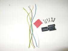 Luz Trasera Lámpara Conector eléctrico Kit Citroen C2 C3 C4 Picasso C5 Ds3 & Ds4