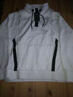 Nike Men's Union NRG Vault AJ Flight 1/4 Zip Pullover Jacket M AH3408-101 Collab