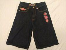 Royal Republic Denim Jean Shorts Size 32 EUC Free Shipping
