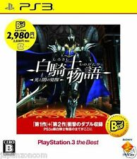 Used PS3 White Knight Chronicles II   SONY PLAYSTATION 3 JAPAN JAPANESE IMPORT