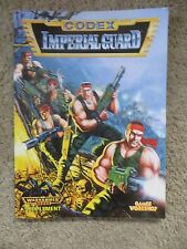 Warhammer 40k --  Imperial Guard (1995)
