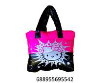 Sanrio Hello Kitty Puffy Shoulder Purse Bag for Girls Teens or Women e6d61662718c5