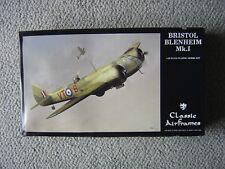 Classic Airframes 1/48 Bristol Blenheim Mk.I