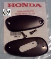 OEM Honda Hole Plug Wire Tuck Black Accord Prelude Civic Integra 36 x 65 mm