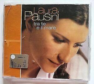 CD13 83 Laura Pausini: Tra te e il mare [CD Promo 2000]