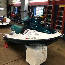 1997 Sea Doo Gtx Jet Ski No Trailer T1291537