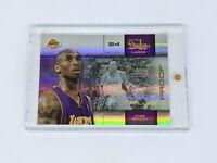 2009-10 Panini Studio PROOF GOLD #3 Kobe Bryant /49 Los Angeles Lakers HOF RARE!