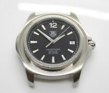 Tag Heuer Aquaracer Automatic 300 M Stainless Steel Men's Diver Watch Caliber 5