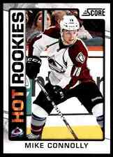 2012-13 Score Hot Rookies Mike Connolly #506