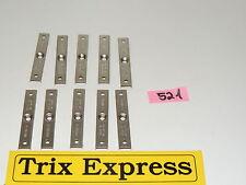 Trix Express Ersatzteile Zubehör --- Schleiferdeckel 10 Stück --- (521)