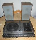 Stereoanlage Hornyphon DX5827 70er Jahre mit Boxen DX142