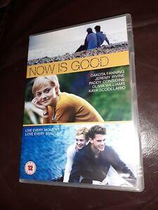 Now Is Good DVD (2013) Dakota Fanning, Parker (DIR) cert 12