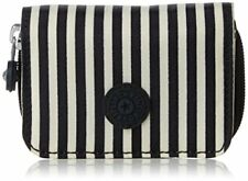 Kipling Tops Wallet CardHolder Marine Stripy