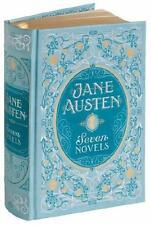 JANE AUSTEN 7 NOVELS Leatherbound PRIDE & PREJUDICE Persuasion SENSE SENSIBILITY