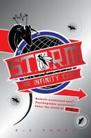 Very Good, S. T. O. R. M. - The Infinity Code, E. L. Young, Book