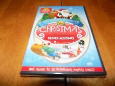 Sights & Sounds Of Christmas Holiday Sing-Along Edition 15 Classic Songs Dvd New