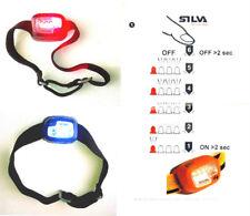 Silva Sport Headlamp vs 4 High Performance Leds 1 Red+3 White (Made in Sweden)