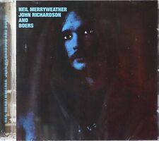 Neil Merryweather-John Richardson and Boers Canadian hard rock psych cd