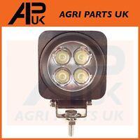 12W LED Work Light Lamp Flood Beam 12-24V Offroad ATV Motorbike Truck Square Car