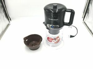 Hamilton Beach Iced Coffee Tea Maker Under 10 Minutes! #40912
