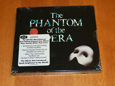 PHANTOM OF THE OPERA SOUNDTRACK Original London Cast Michael Crawford CD SET NEW