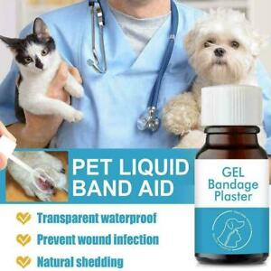 Liquid Band-Aid waterproof Prevent wound infection H0M7 For Pet Wound P1N4