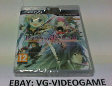 TEARS TO TIARA 2 HEIR OF THE OVERLORD! NUOVO , PLAYSTATION 3