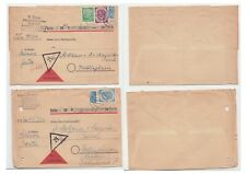 Germany 2 x 1950s Covers