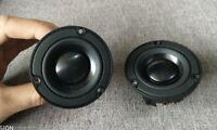 pair( 2 pcs)  davidloui audio (vifa NE75) 2inch aluminum cone fullrange speaker
