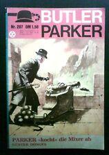 Butler Parker Nr.: 207