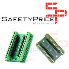 Screw Shield Arduino Nano I/O Shield V1.0 KIT E/S Tornillo EXPANSION SHIELD SP